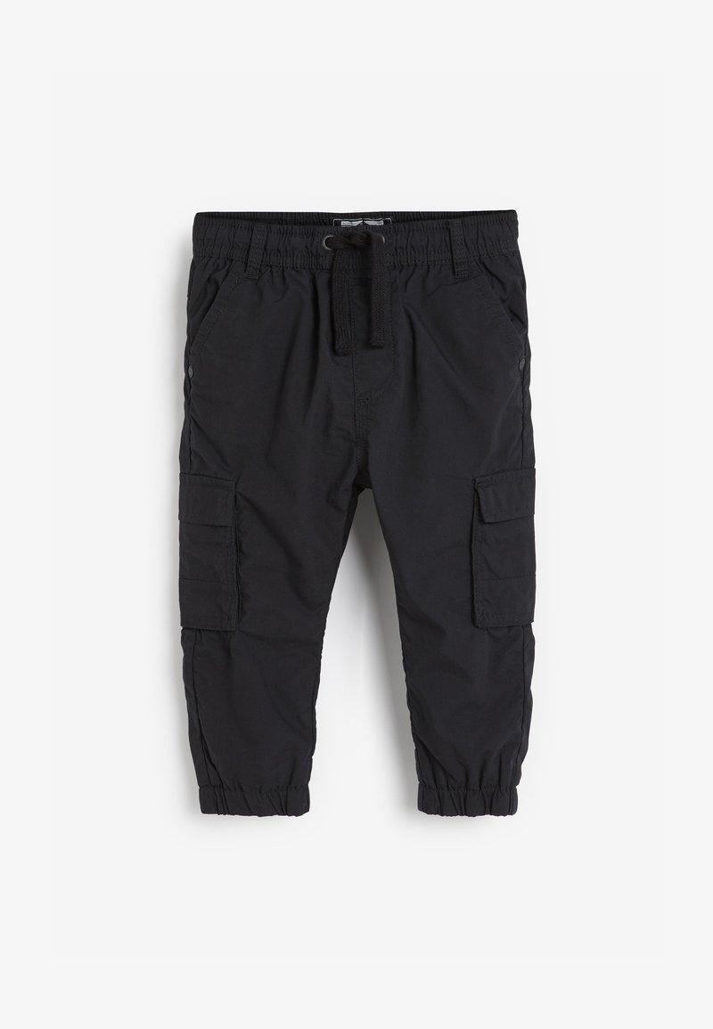 Next - Cargo trousers - black