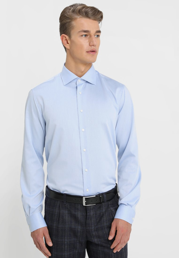 Tommy Hilfiger Tailored - REGULAR FIT - Formal shirt - blue