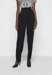 Vero Moda Tall - VMNATALIE PANTS  - Trousers - night sky - 0