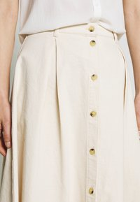 Samsøe Samsøe - ROWENA SKIRT - A-line skirt - warm white - 4