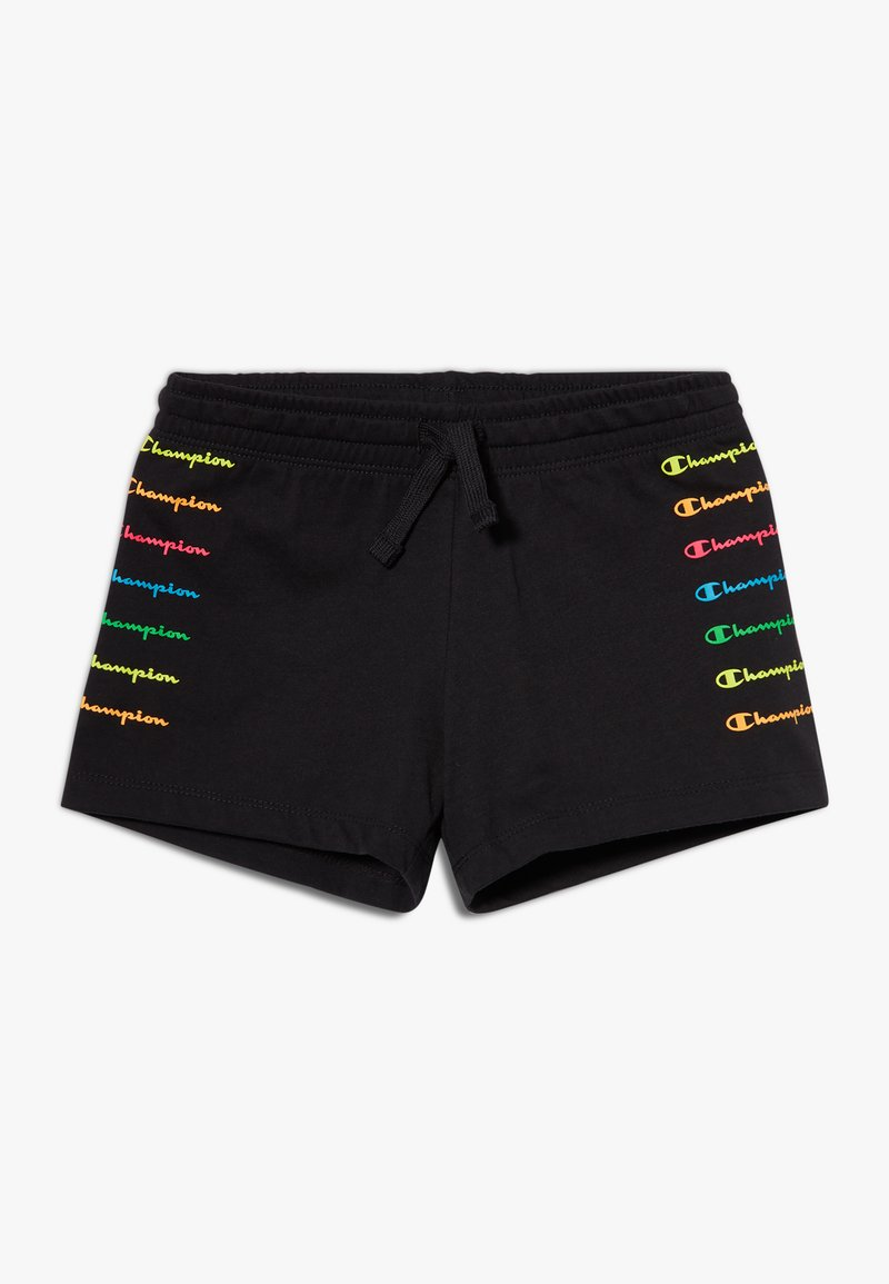 Champion - LEGACY AMERICAN CLASSICS FLUO  - Sports shorts - black