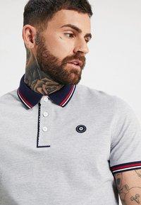 Jack & Jones - Polo shirt - light grey melange - 4