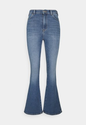 MOXY - Flared Jeans - west coast blue