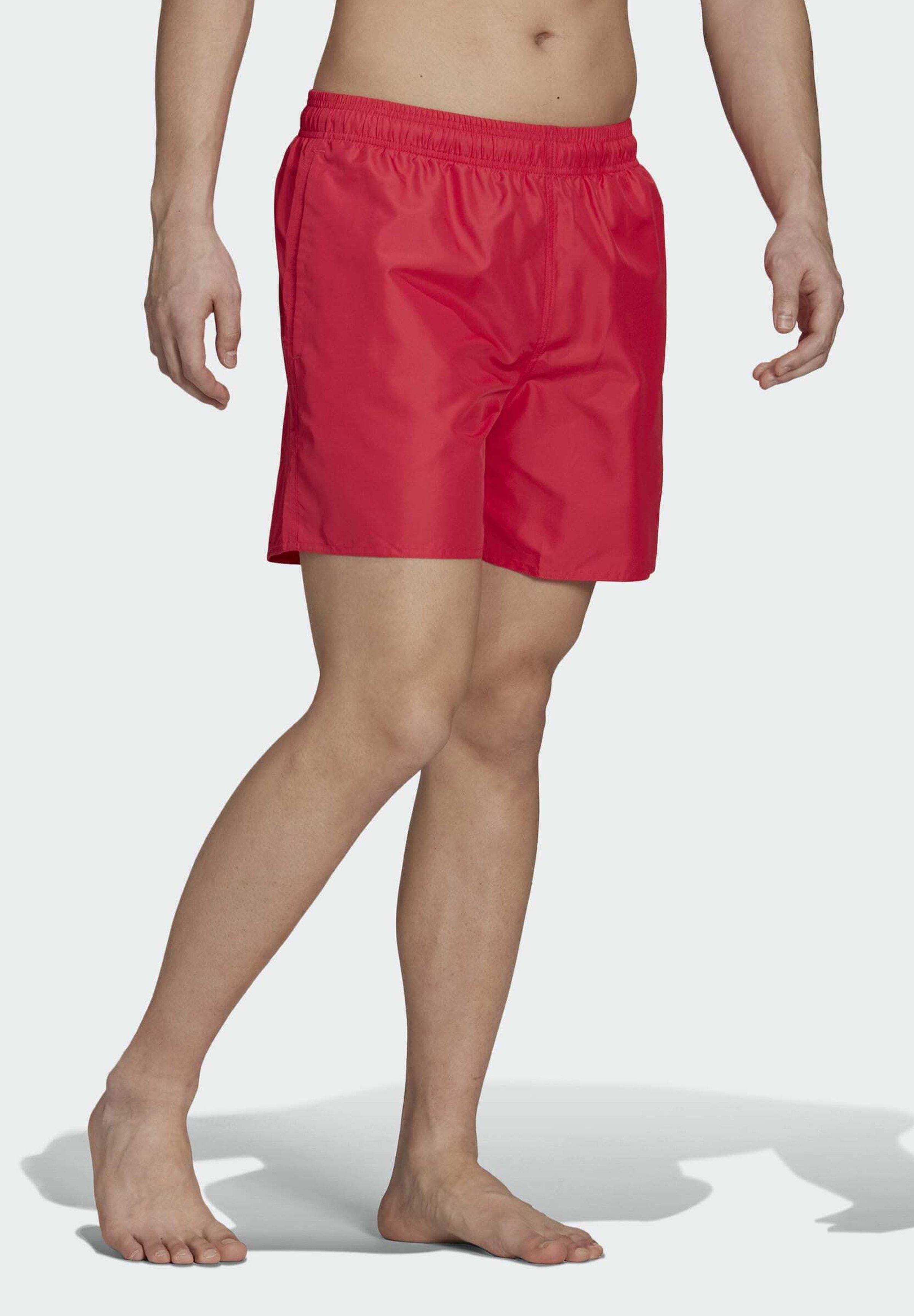 Men SOLID CLASSICS SL SWIM SPORTS MUST HAVES PRIMEGREEN SHORTS - Swimming shorts