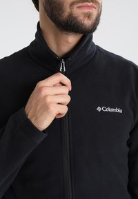 Columbia - FAST TREK™ LIGHT FULL ZIP - Fleece jacket - black - 3
