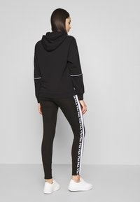 Fila Tall - TASYA - Leggings - Trousers - black/bright white - 2