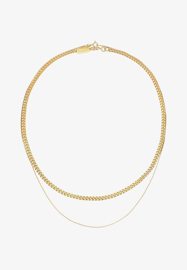 SET  - Collier - gold