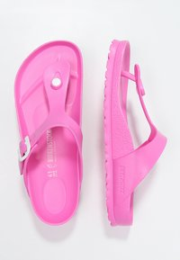 Birkenstock - GIZEH - Pool shoes - pink - 3