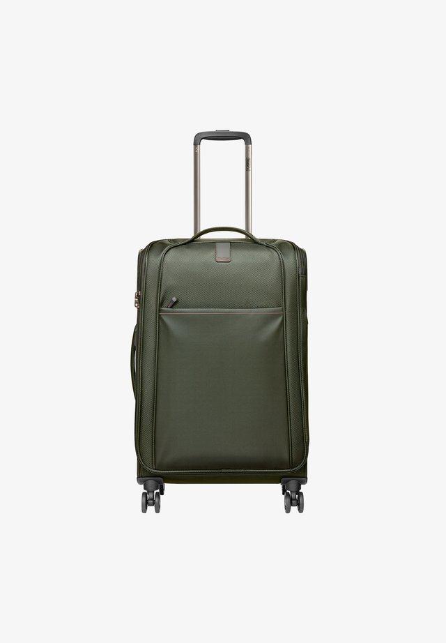 UNBEATABLE 4.0 4 - Wheeled suitcase - khaki