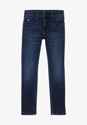 ESSENTIAL - Skinny džíny - blue