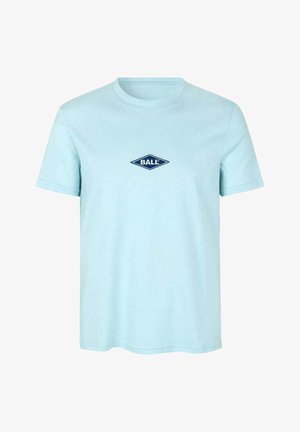 T-shirts med print - ice blue