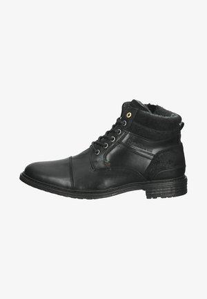 Winter boots - triple black a