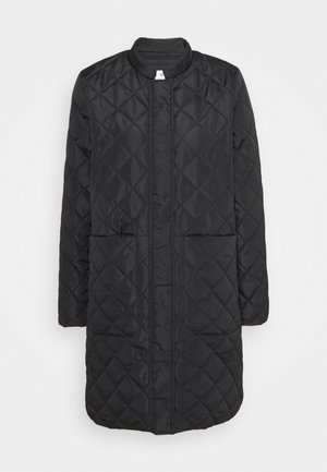SLFFILLIPA QUILTED COAT - Bomberjacks - black