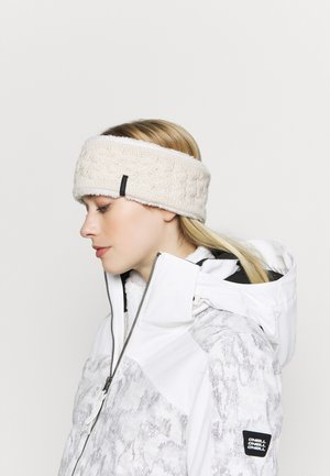 NORA HEADBAND - Beanie - powder white