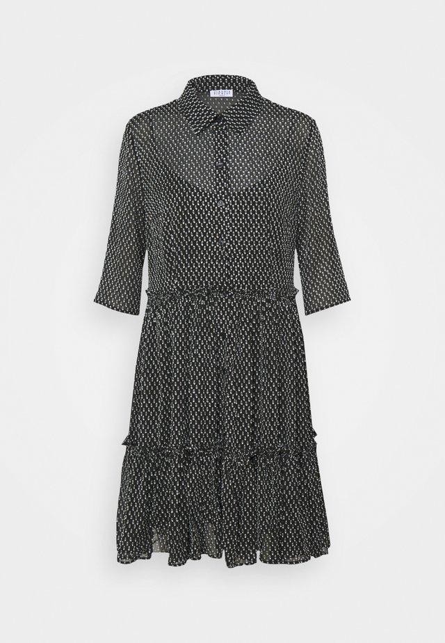RANDALL - Sukienka koszulowa - noir