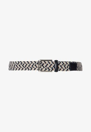 Braided belt - sand