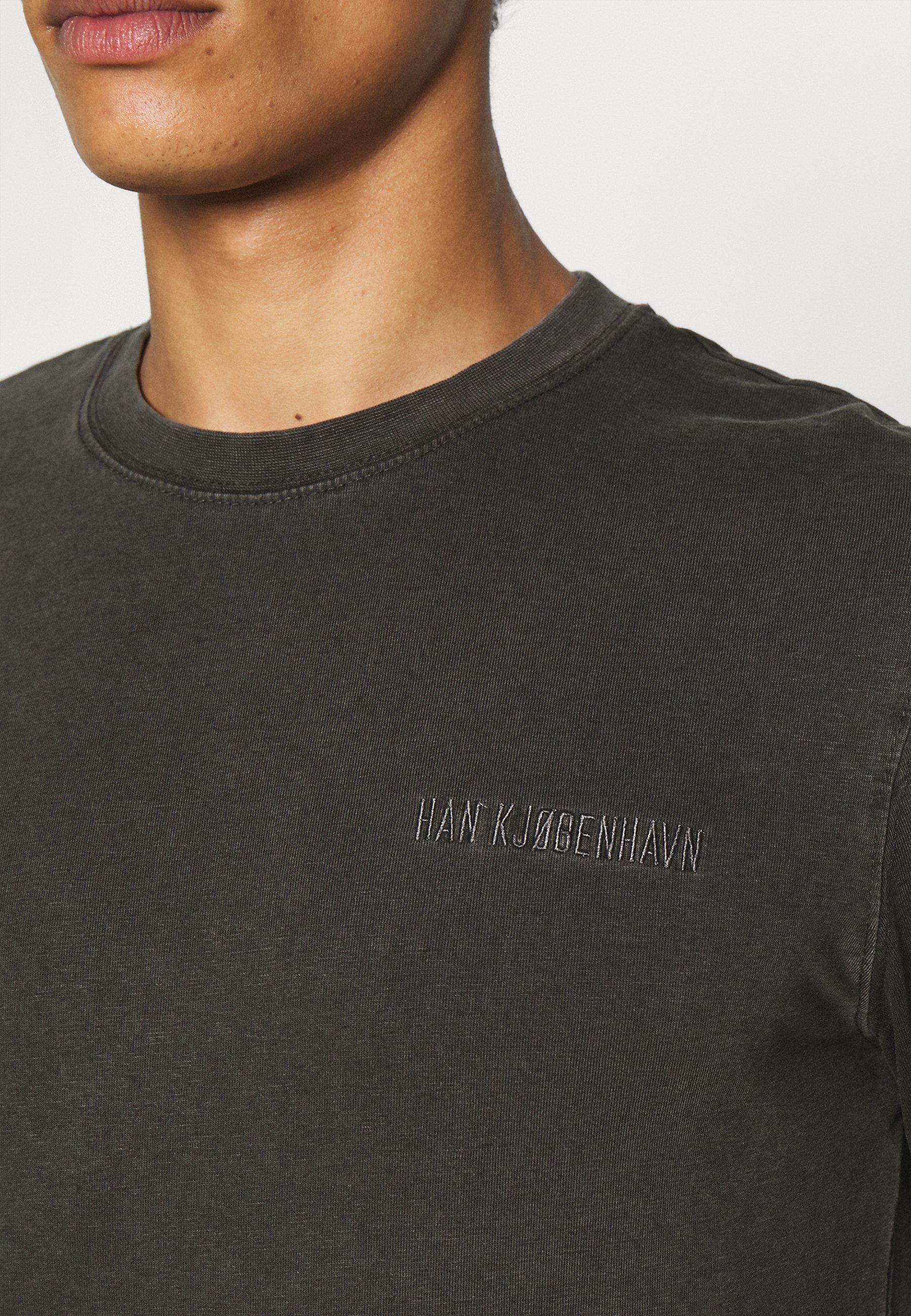 Men CASUAL TEE LONG SLEEVE - Long sleeved top