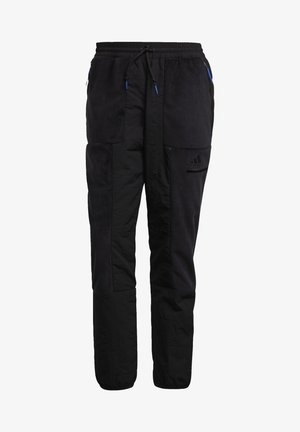 ADIDAS Z.N.E. PADDED TRACKSUIT BOTTOMS - Tracksuit bottoms - black