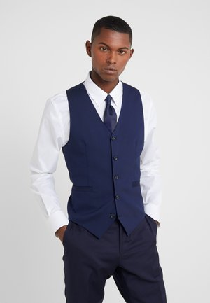 LITT - Suit waistcoat - midnight blue
