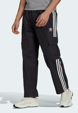 3-STRIPES  - Pantaloni sportivi - black