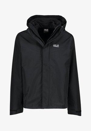 ARLAND 3-IN-1 Hardshell-Jacke - Hardshell jacket - schwarz