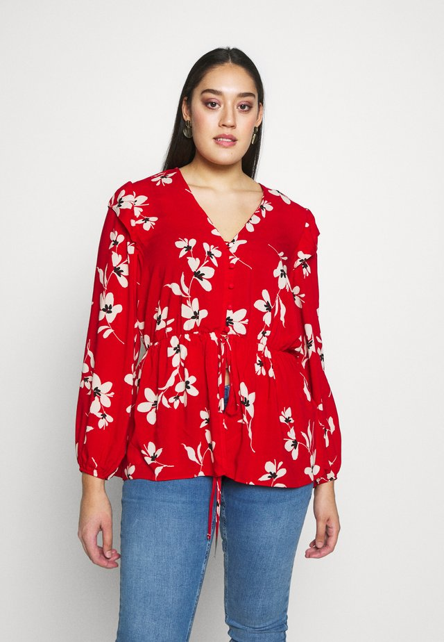 ULLA - Blouse - red