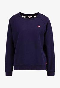 Levi's® - RELAXED GRAPHIC CREW - Sweatshirt - sea captain blue - 3