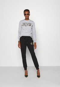 Versace Jeans Couture - Sweater - grey/gold - 1