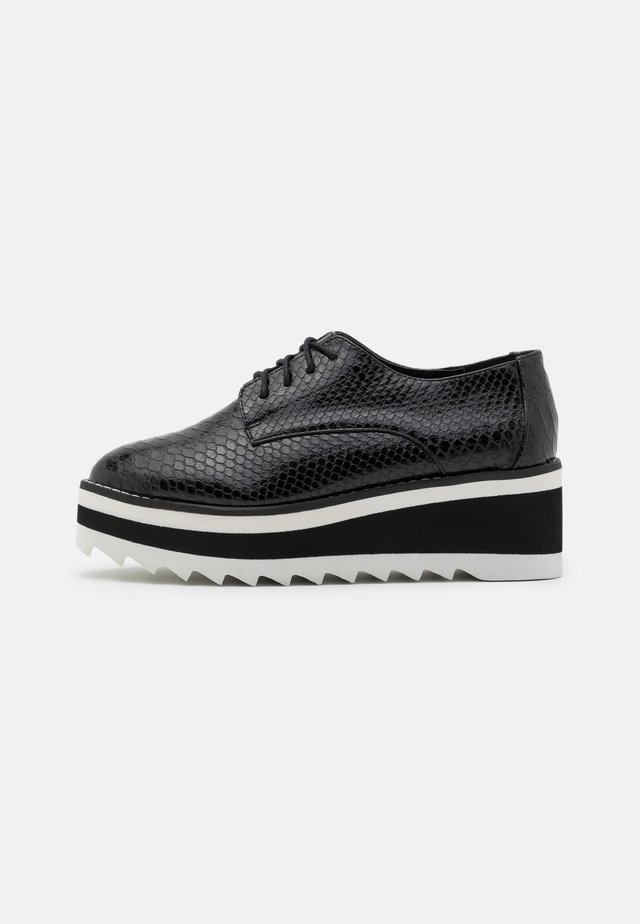 MARSHALL - Derbies - black