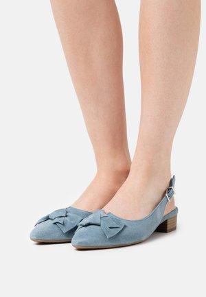 ADALIA - Klassieke pumps - jeans