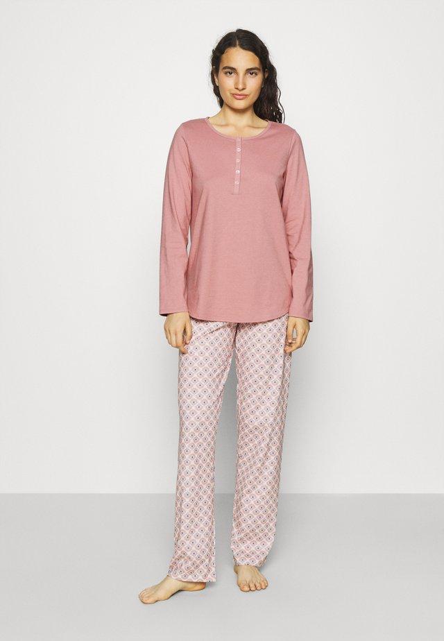 LOVELY NIGHTS - Pyjamas - rose bud
