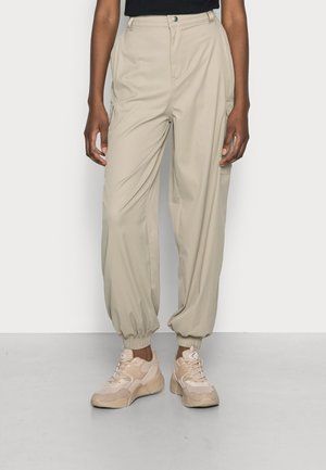 PANT - Cargo trousers - flax