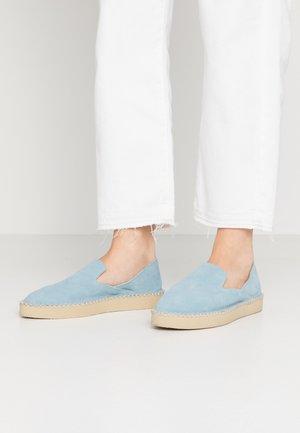 ORIGINE FLATFORM LOAFER - Scarpe senza lacci - blue
