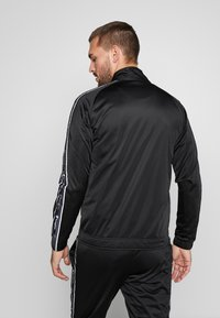Champion - TRACKSUIT TAPE - Survêtement - black - 2