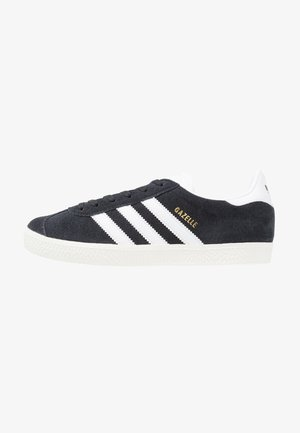 GAZELLE  - Sneakersy niskie - core black/white/gold metallic