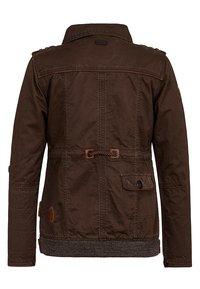Naketano - Summer jacket - brownie - 1