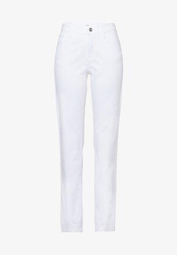 STYLE CAROLA - Slim fit jeans - white