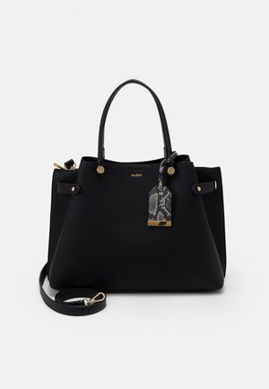 HELICIA - Handbag - black