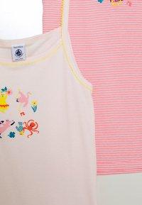 Petit Bateau - VESTS ANIMALS 3 PACK - Undershirt - multicoloured - 3