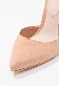 ALDO - NICHOLES - High heels - camel - 2