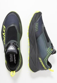 Dynafit - ULTRA 100 GTX - Trail running shoes - carbon/neon yellow - 1