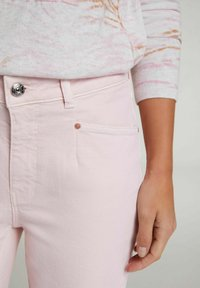 Oui - CULOTTE - Flared Jeans - peach whip - 3