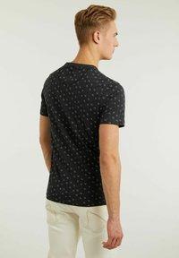 CHASIN' - MONO - Print T-shirt - black - 1