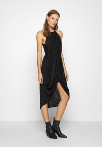 AllSaints - ERIN DRESS - Kjole - black - 0