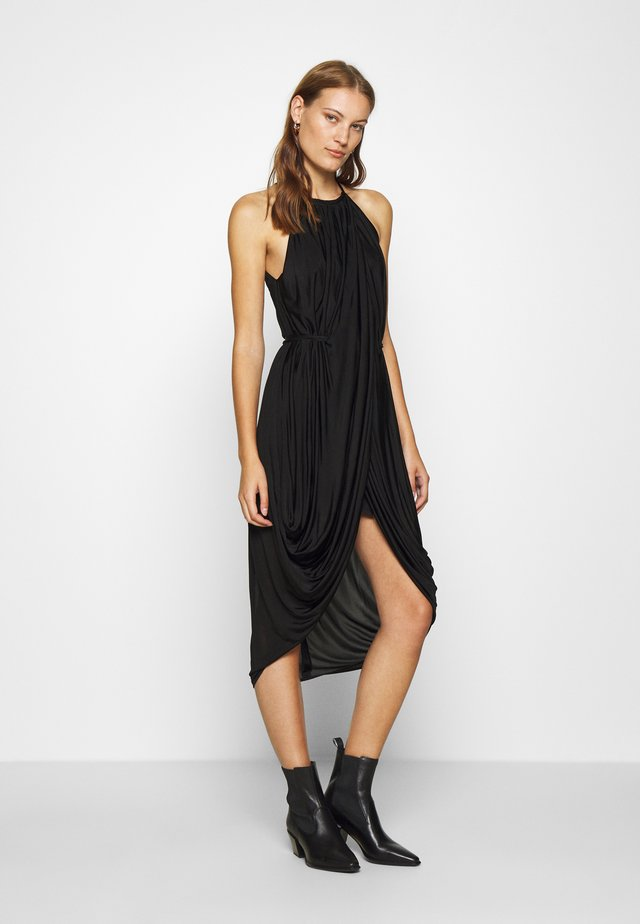 ERIN DRESS - Vestito estivo - black
