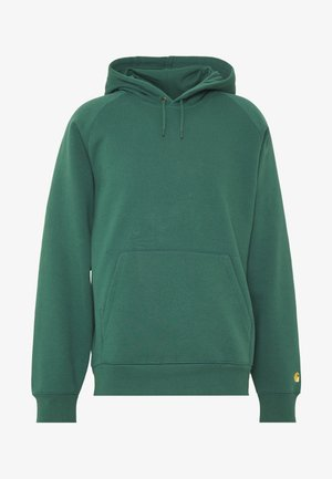 CHASE  - Sweatshirt - treehouse/gold