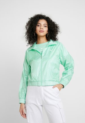 EVIDE JACKET - Waterproof jacket - mist green