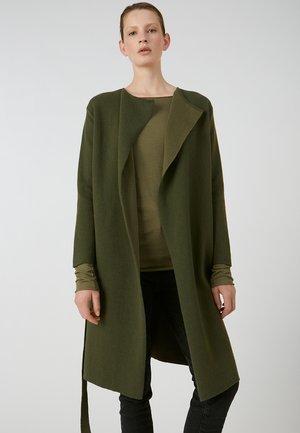 SEVAAL - Cardigan - moss green