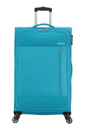 HEAT WAVE TROLLEY - Wheeled suitcase - sporty blue