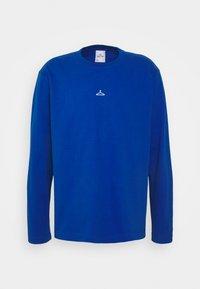 HANGER LONGSLEEVE - Långärmad tröja - blue